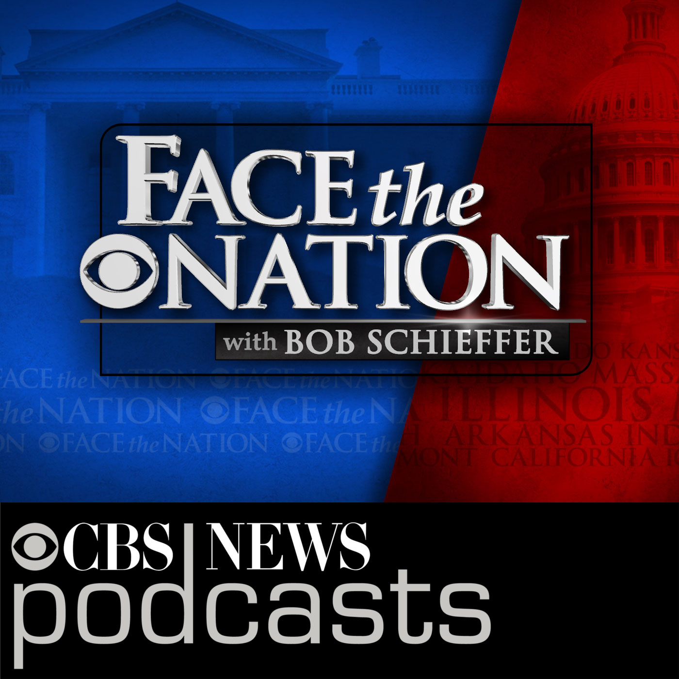 Face the Nation on the Radio